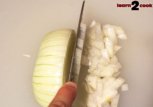 Dice the Onion