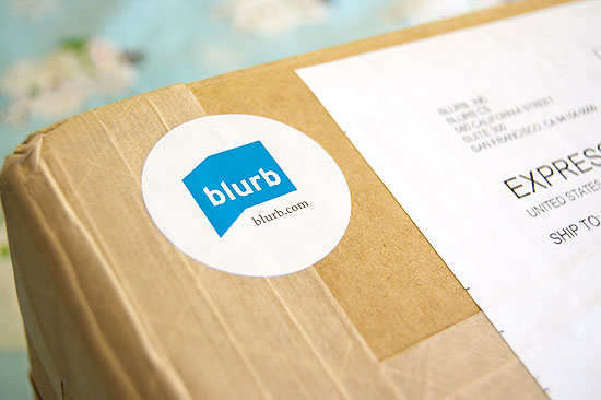 Blurb Box