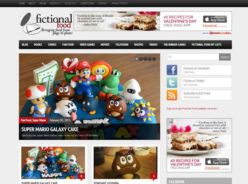 FictionalFood.net