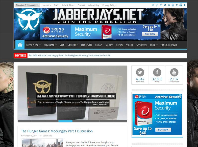 Jabberjays.net