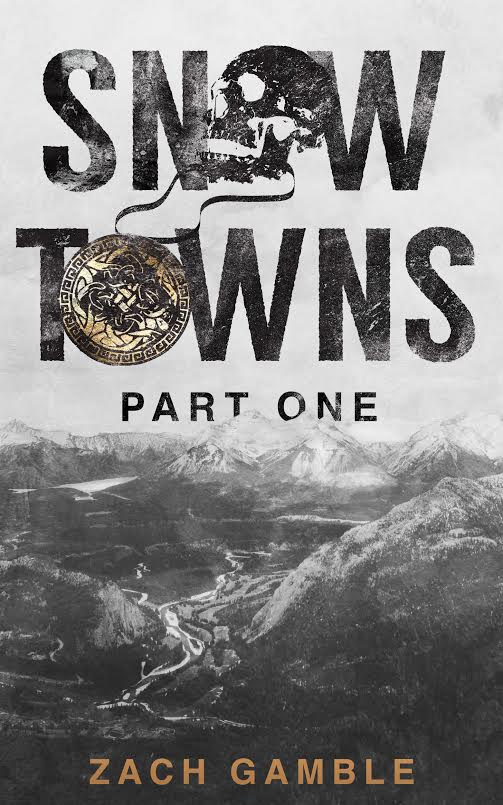 Snow Towns by Zach Gamble