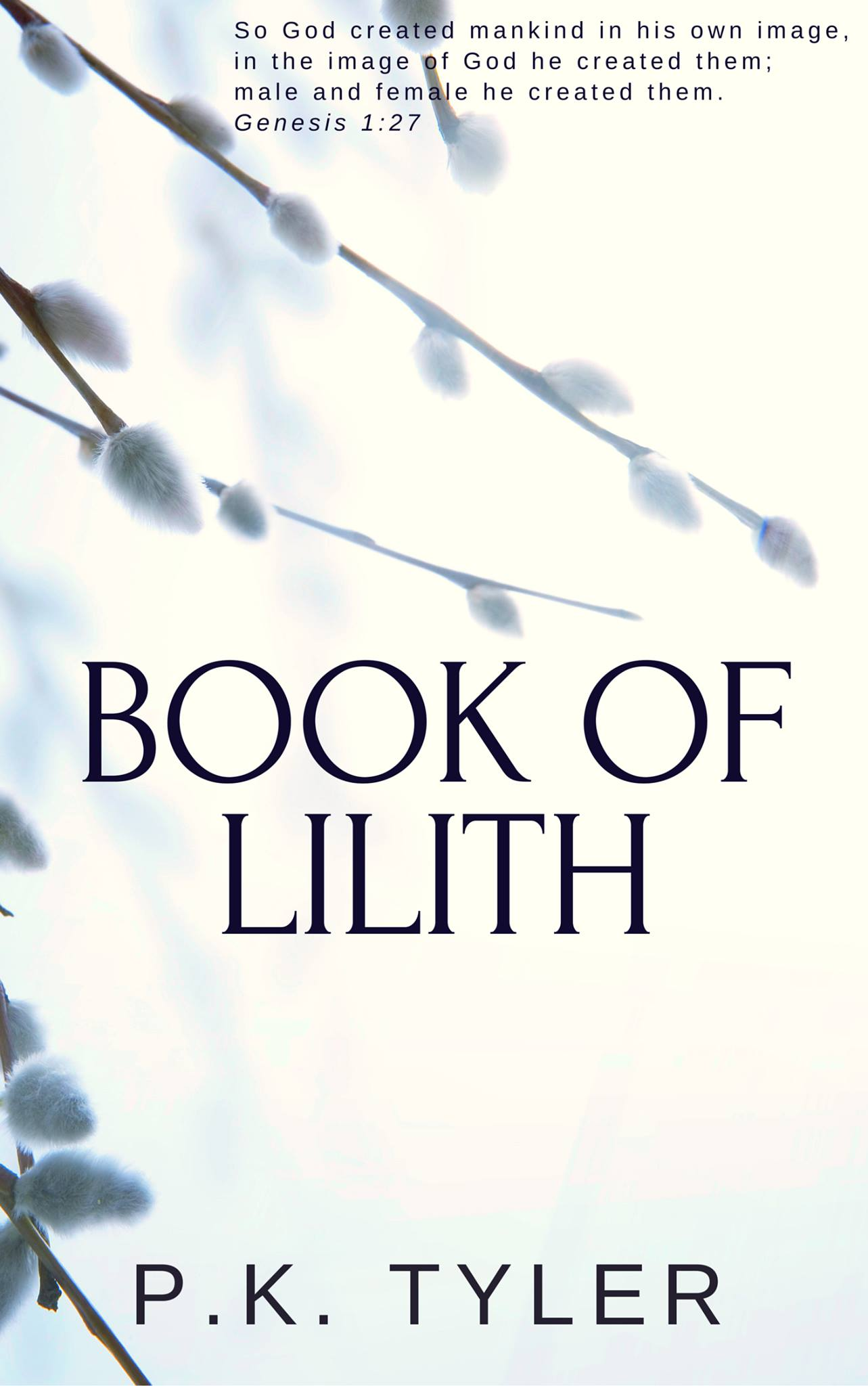 Book of Lilith by P.K. Tyler