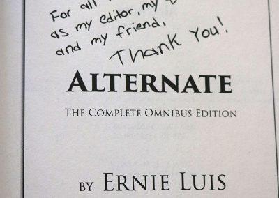 Alternate by Ernie Luis