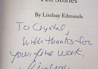 New Sun Rising: Ten Stories by Lindsay Edmunds