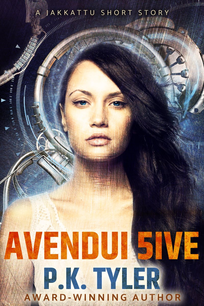 Avendui 5ive by P.K. Tyler