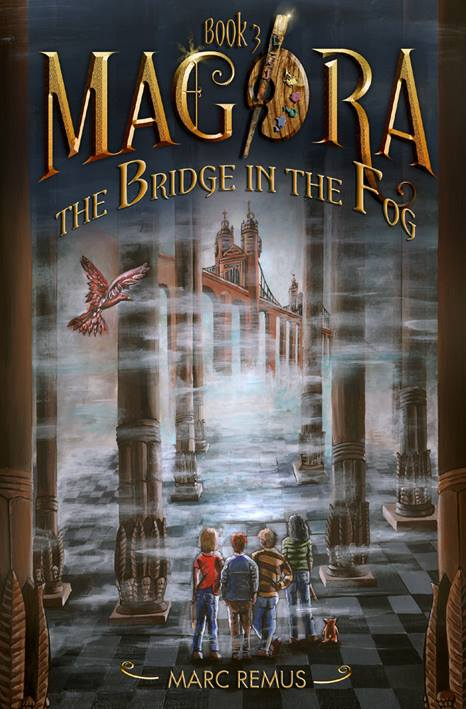The Bridge in the Fog by Marc Remus