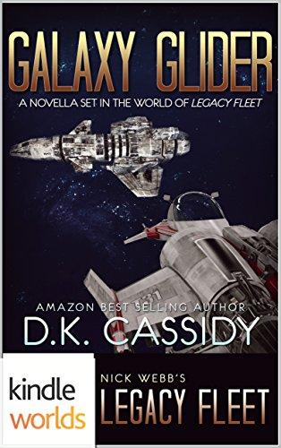 Galaxy Glider by D.K. Cassidy
