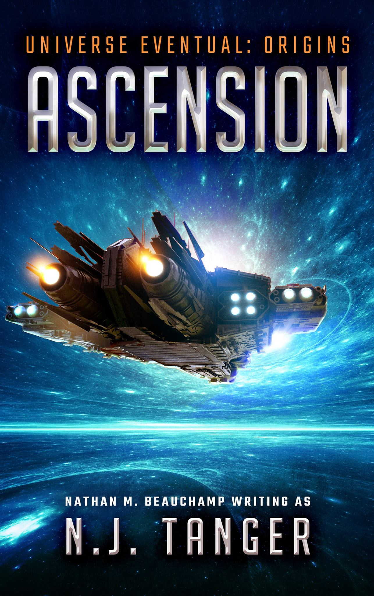 Ascension by N.J. Tanger