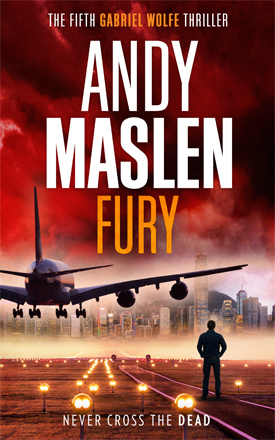 Fury by Andy Maslen