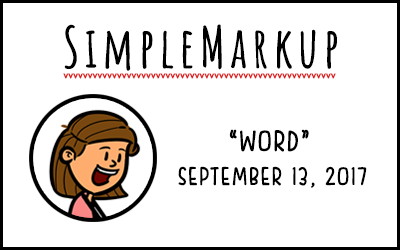 SimpleMarkup is Here!