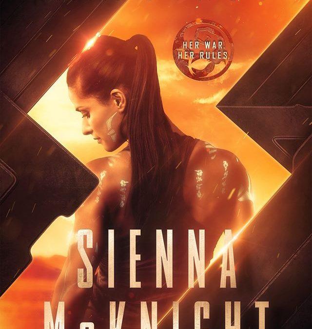 Sienna McKnight by R.K. Syrus
