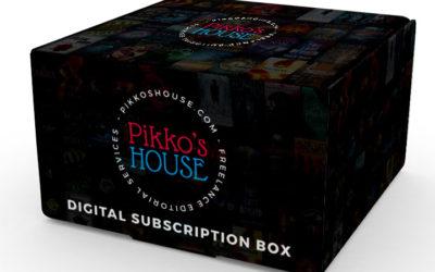 Pikko's House Digital Subscription Box