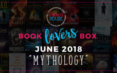 June 2018 Book Lovers Box Released