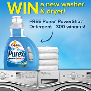 Purex-PowerShot-Sweepstakes