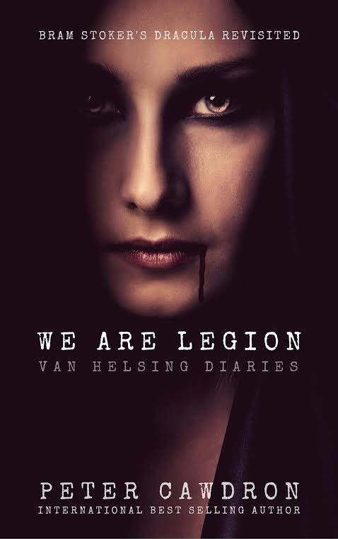 We Are Legion by Peter Cawdron