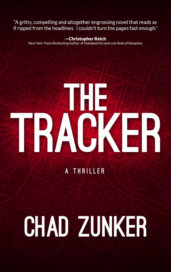 The Tracker by Chad Zunker