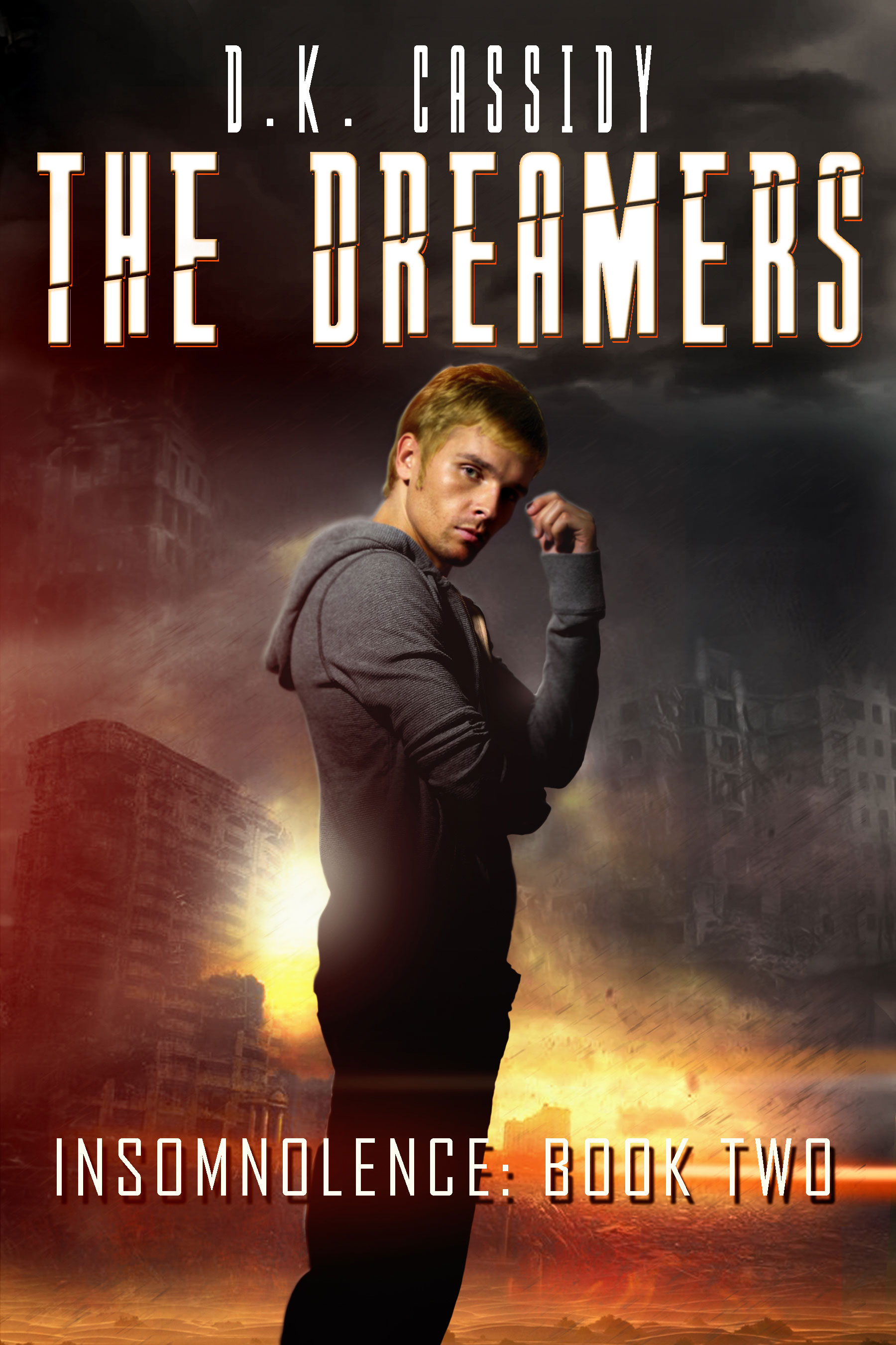 The Dreamers, Insomnolence Book 2 by D.K. Cassidy