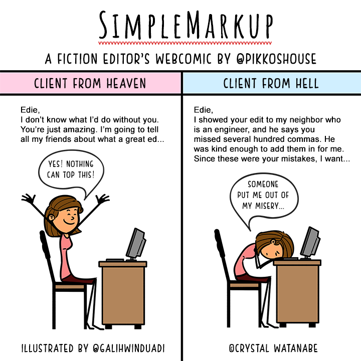 SimpleMarkup 28 - The Outside Consultant