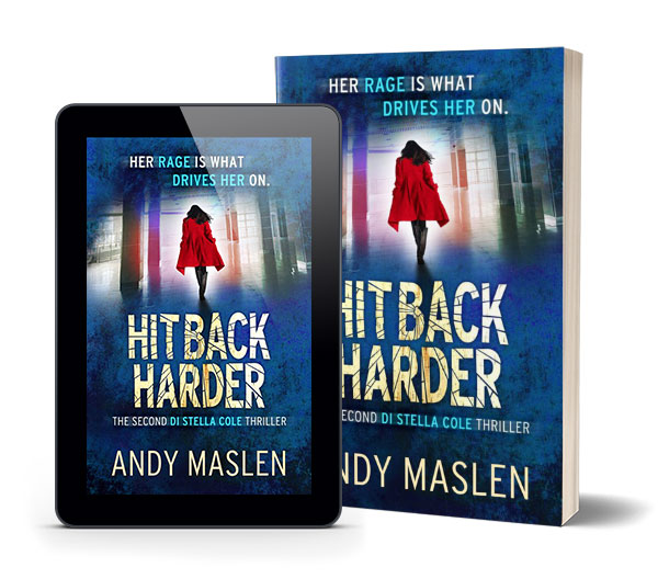 Hit Back Harder by Andy Maslen