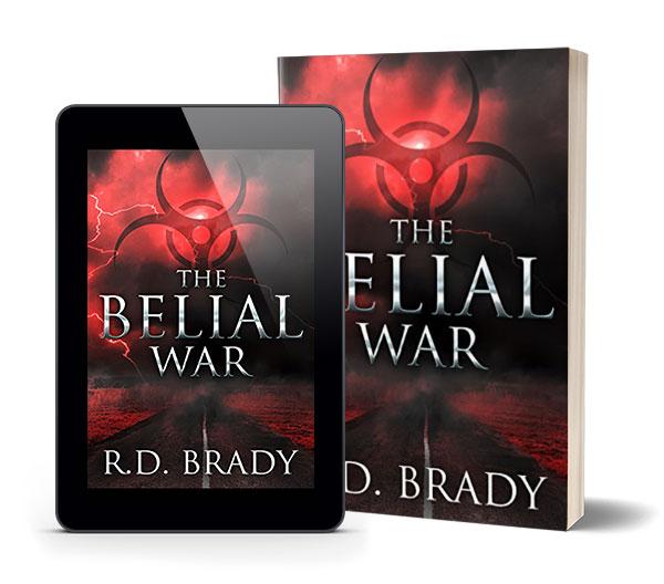 The Belial War by R.D. Brady