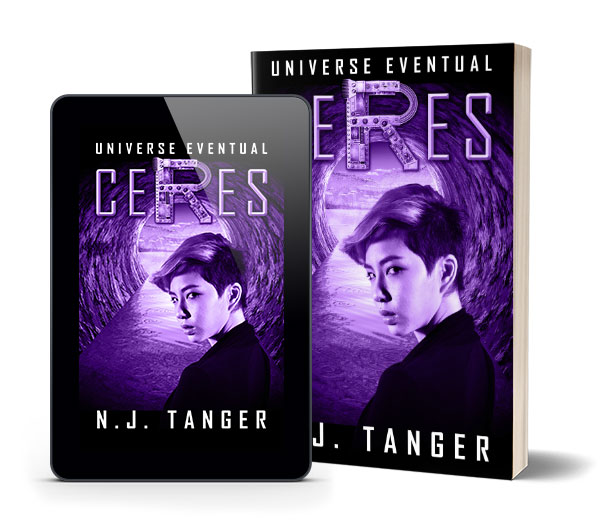 Ceres by N.J. Tanger
