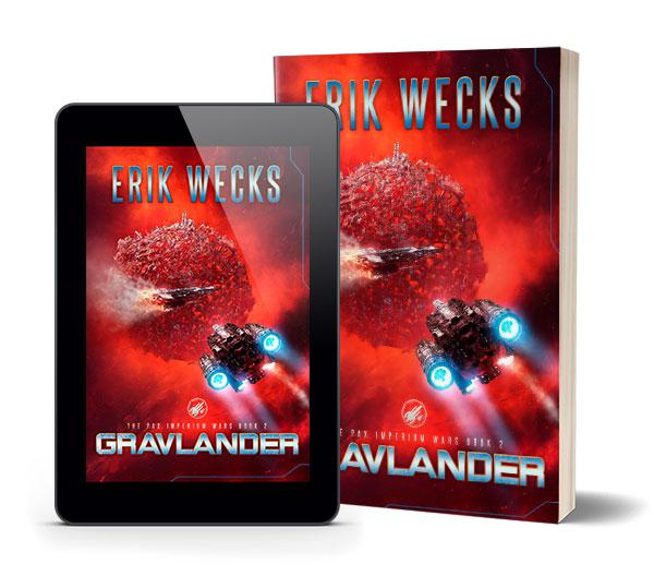 Gravlander by Erik Wecks