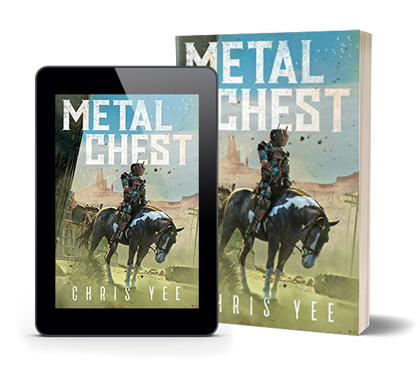 Metal-Chest