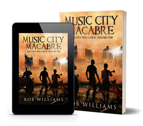 Music City Macabre by Bob Williams